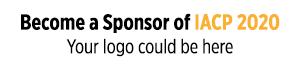 Become A Sponsor of IACP 2020